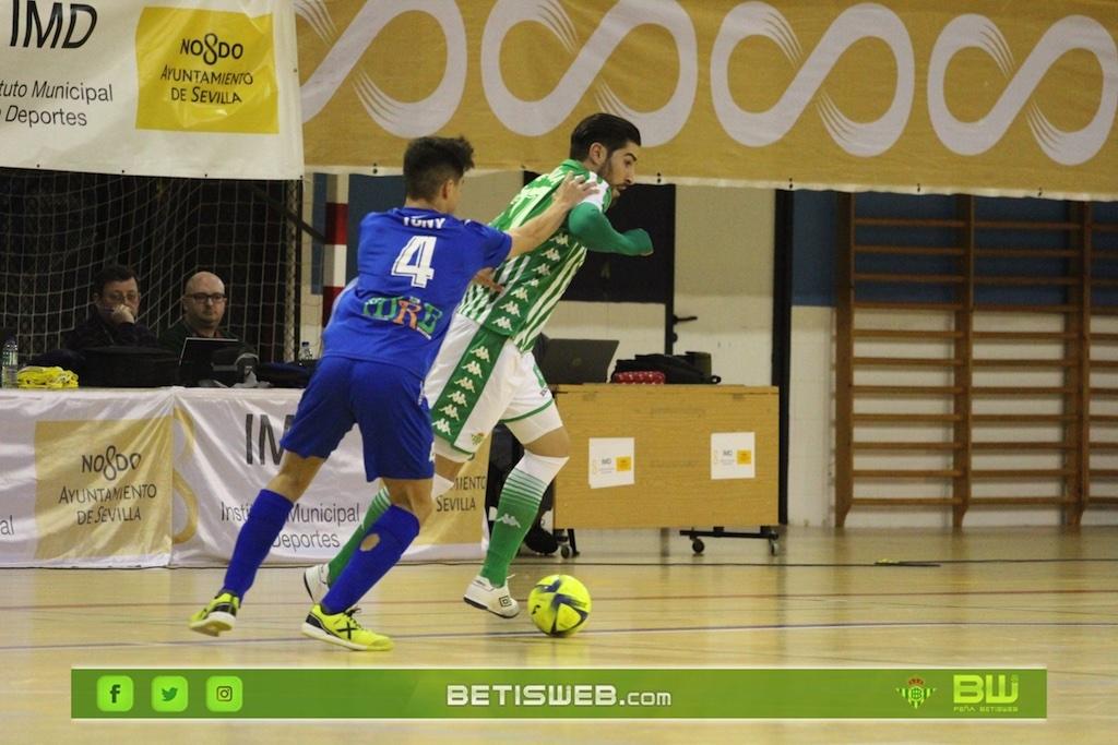 J21 -  Betis FS - Mostoles  37