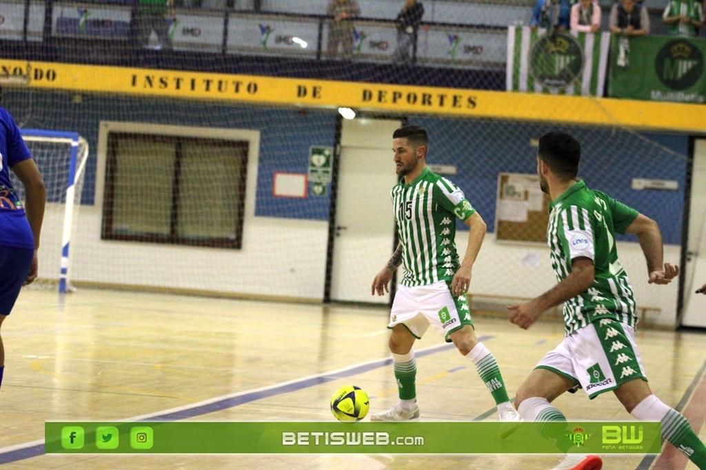 J21 -  Betis FS - Mostoles  54