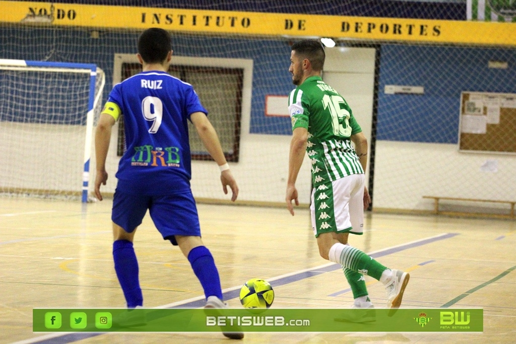 J21 -  Betis FS - Mostoles  57