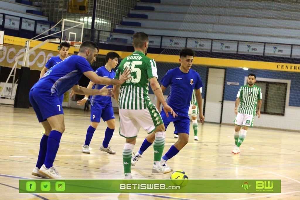 J21 -  Betis FS - Mostoles  58