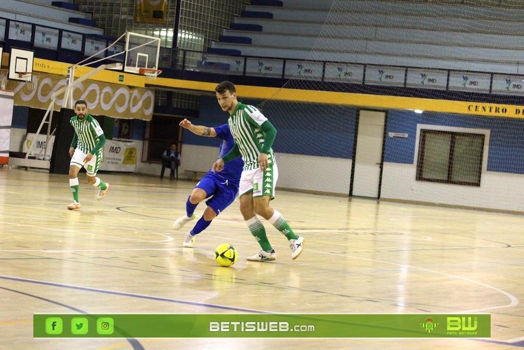 J21 -  Betis FS - Mostoles  91