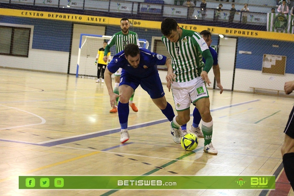 J21 -  Betis FS - Mostoles  92