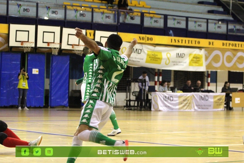 J21 -  Betis FS - Mostoles  98