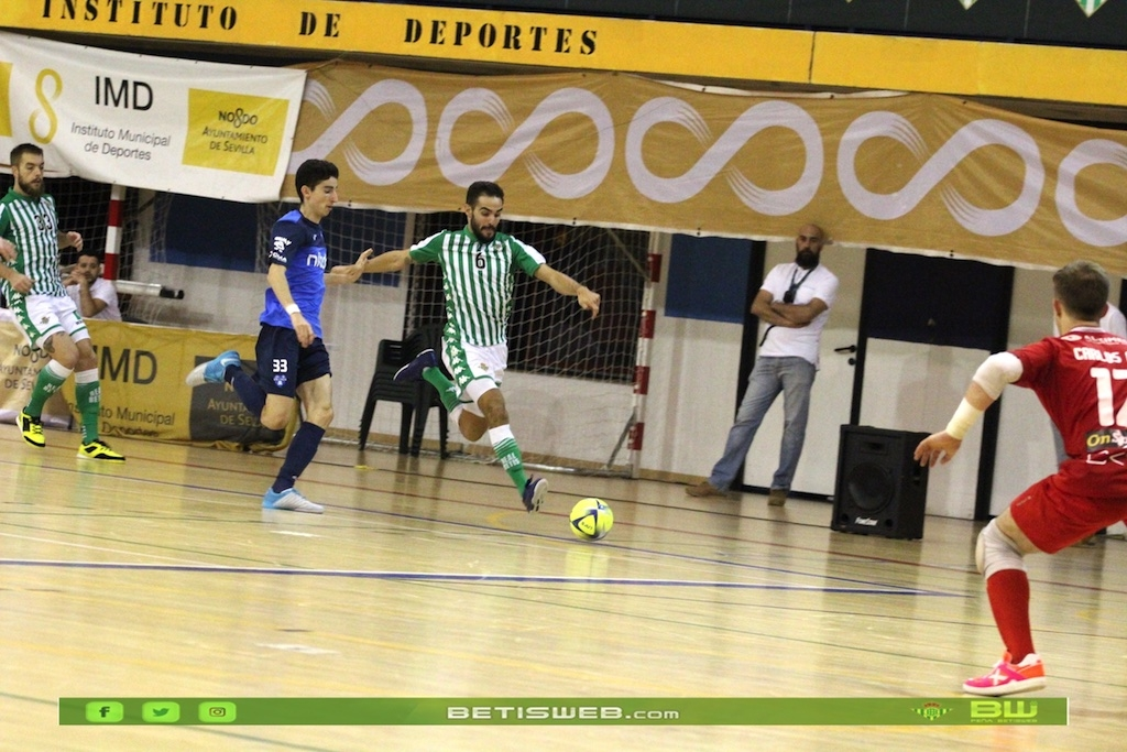 J4 Betis FS - Nitida Alzira  162