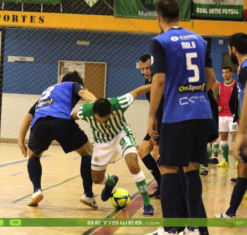 J4 Betis FS - Nitida Alzira  75