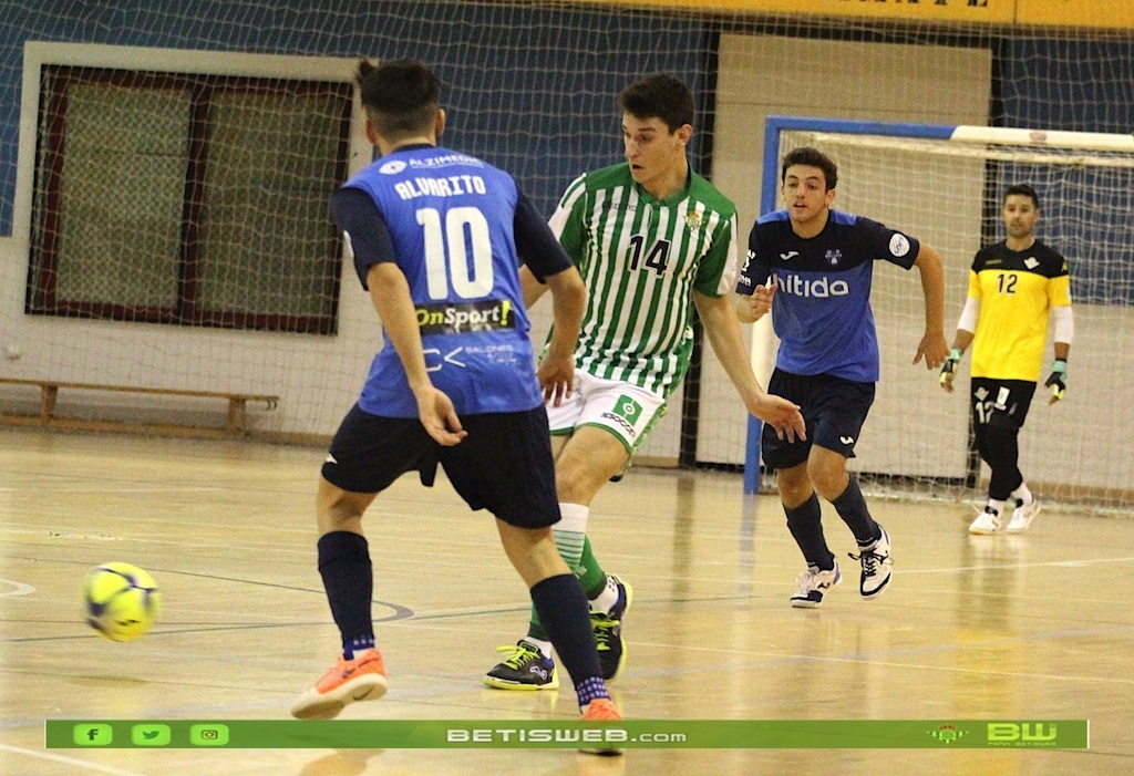 J4 Betis FS - Nitida Alzira  84