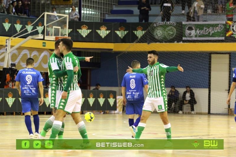 cuartos  Betis FS - Peñiscola 45