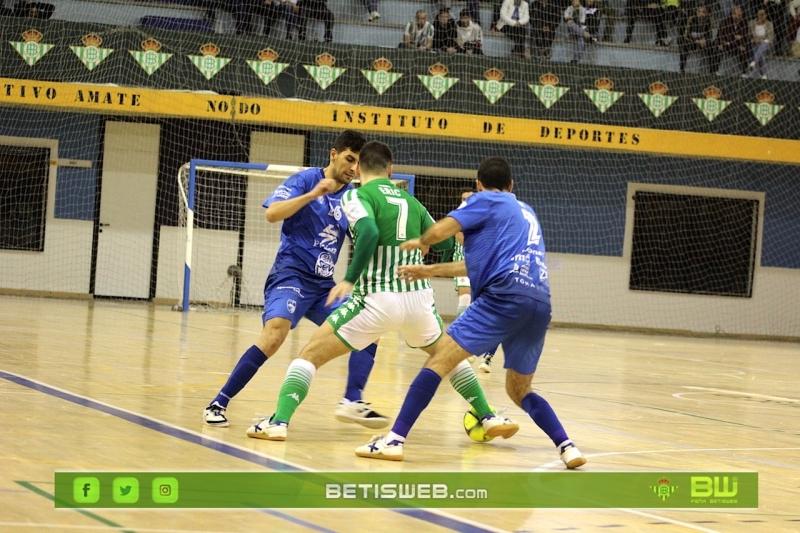 cuartos  Betis FS - Peñiscola 75