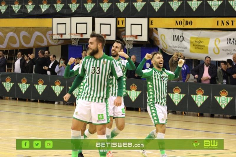 cuartos  Betis FS - Peñiscola 78