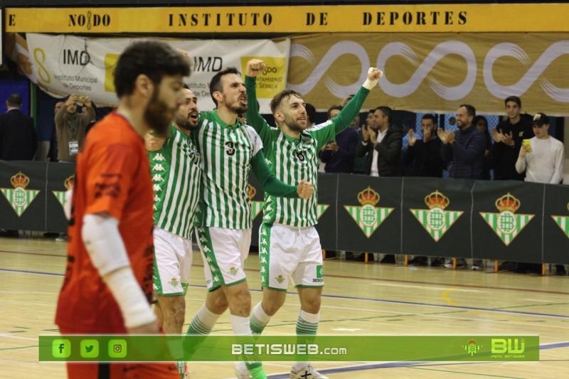 cuartos  Betis FS - Peñiscola 80