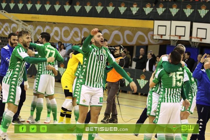 cuartos  Betis FS - Peñiscola 90