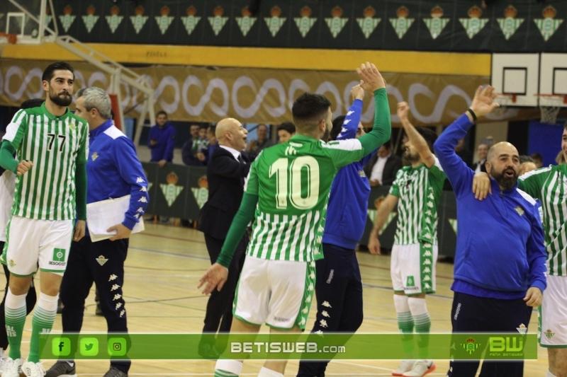 cuartos  Betis FS - Peñiscola 92