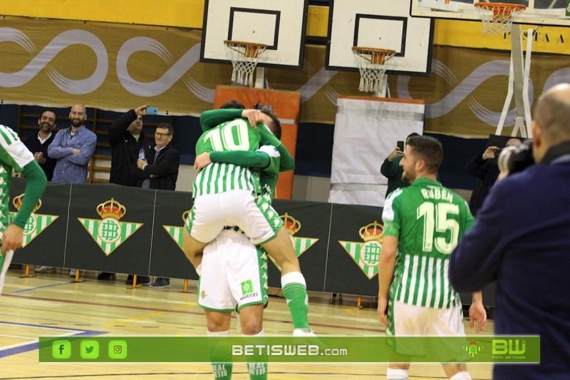 cuartos  Betis FS - Peñiscola 96