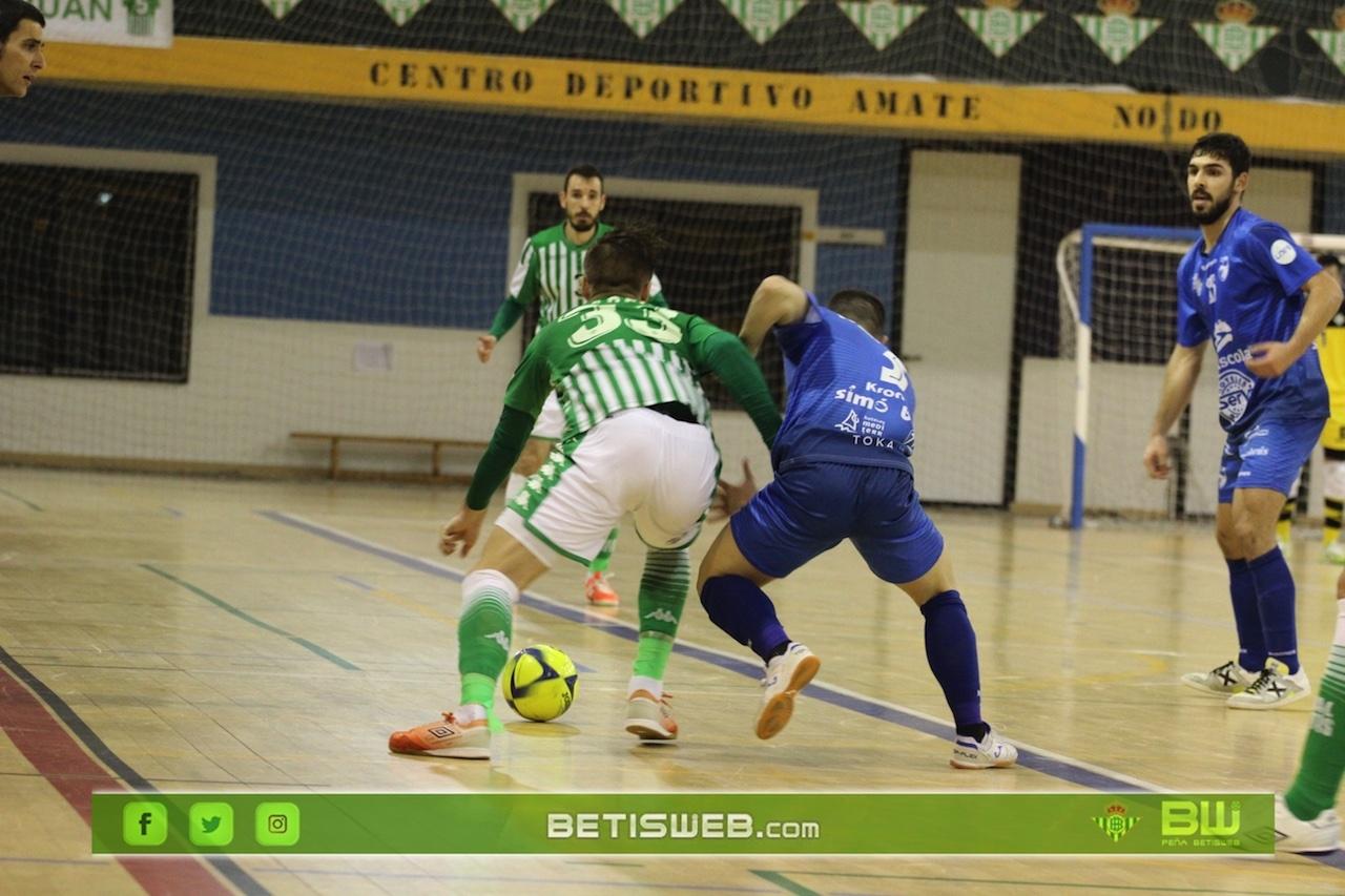 cuartos  Betis FS - Peñiscola 74
