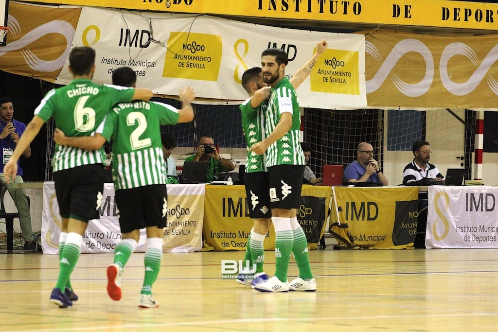 J1 Betis Fs - Santiago FS  104