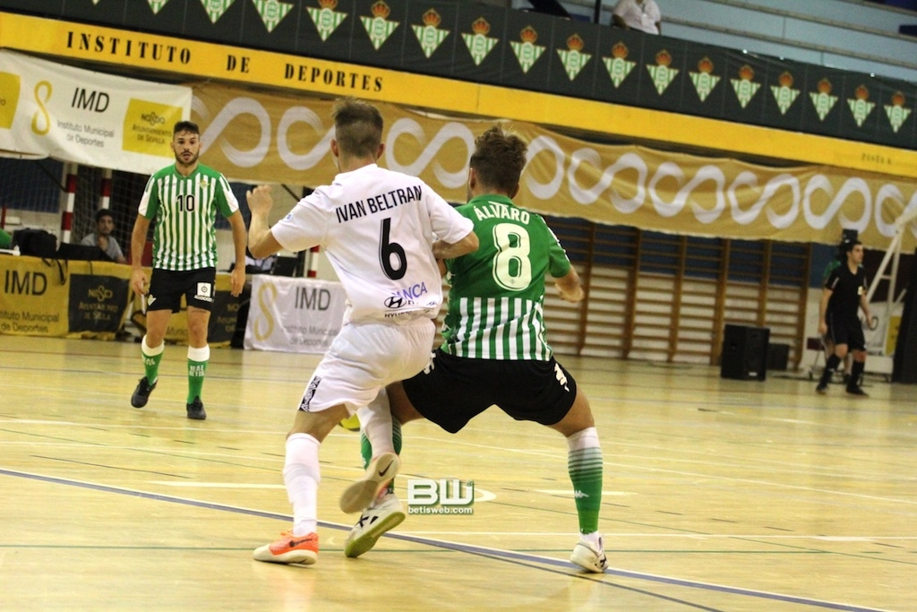 J1 Betis Fs - Santiago FS  134