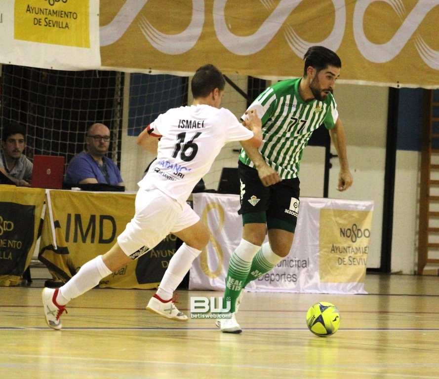 J1 Betis Fs - Santiago FS  181