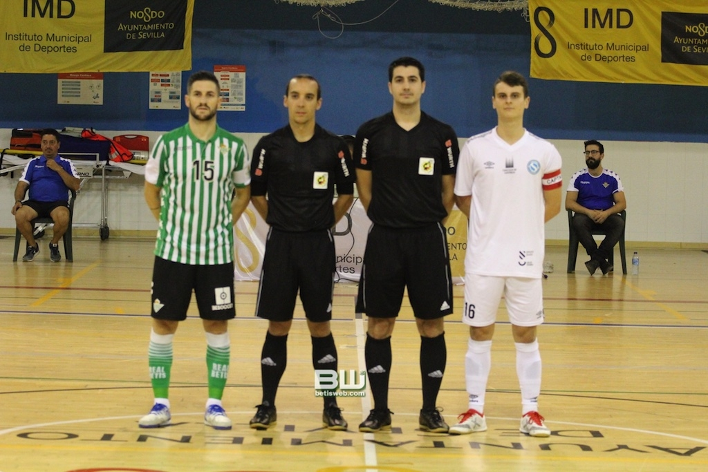 J1 Betis Fs - Santiago FS  73