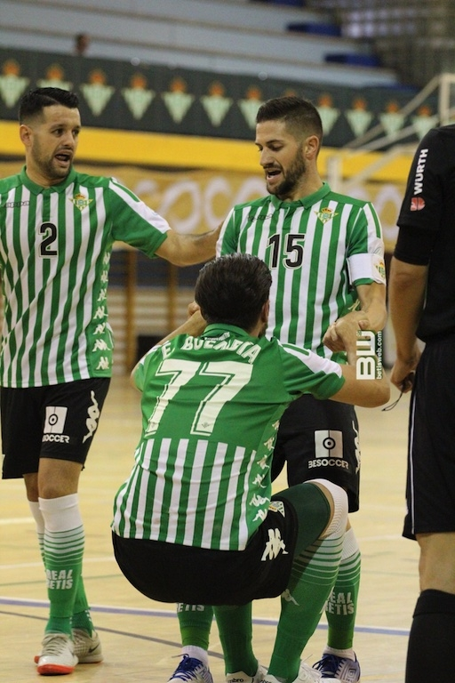 J1 Betis Fs - Santiago FS  77