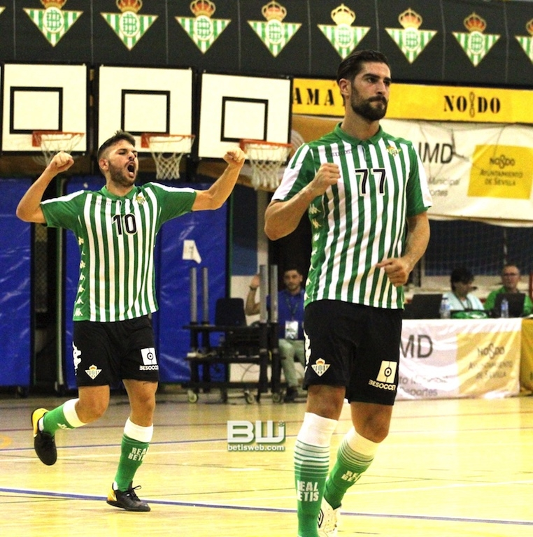 aJ1 Betis Fs - Santiago FS  191