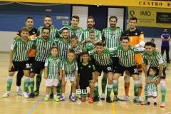 J1 Betis Fs - Santiago FS  58