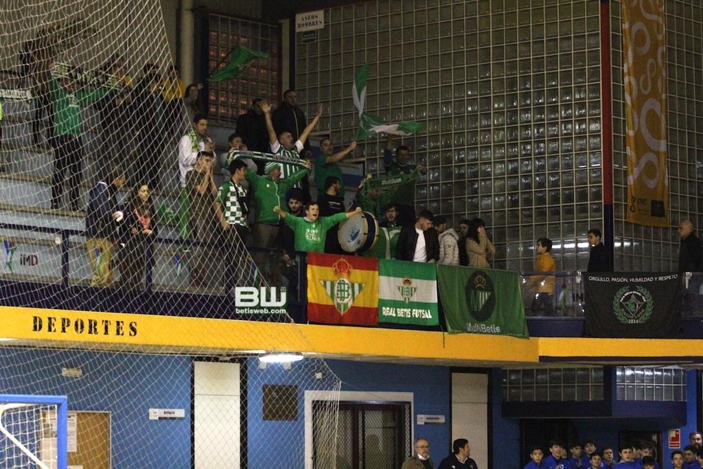 1-8 Betis FS - UMA Antequera 17
