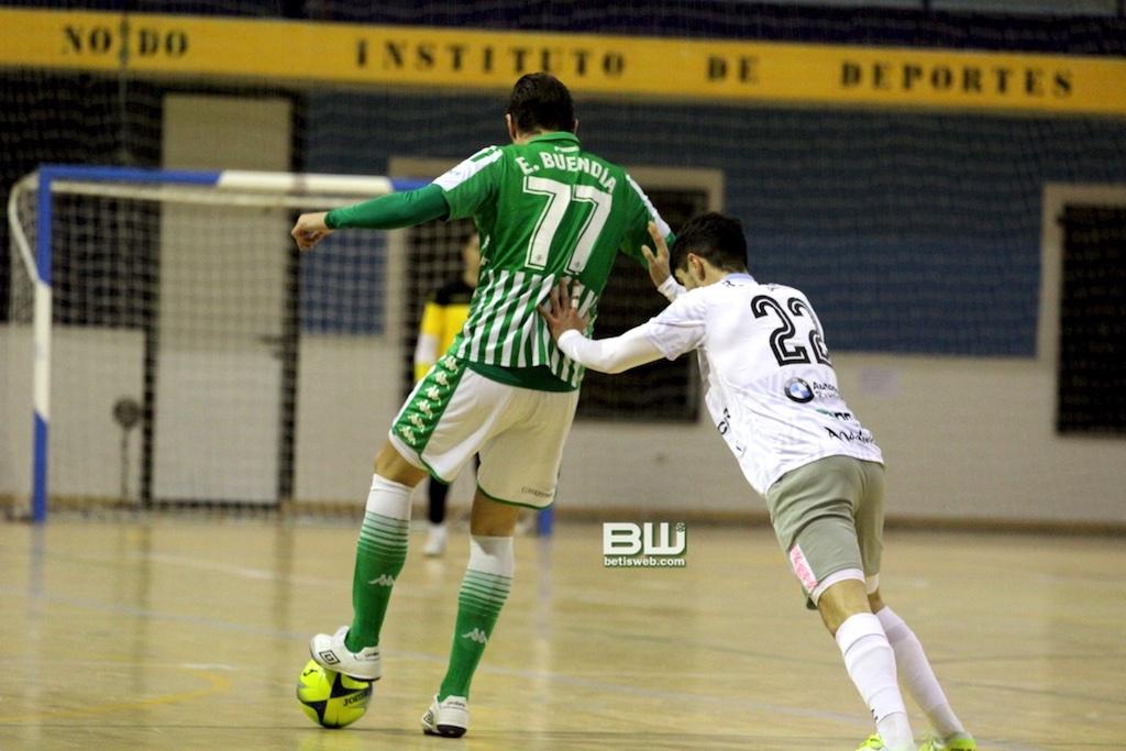 1-8 Betis FS - UMA Antequera 180