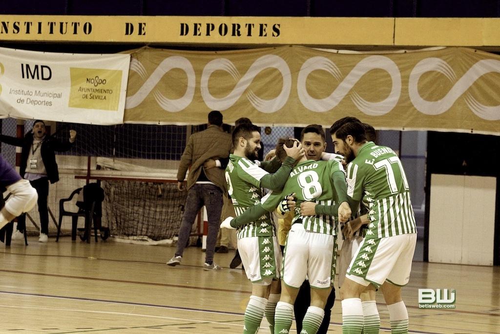 1-8 Betis FS - UMA Antequera 202