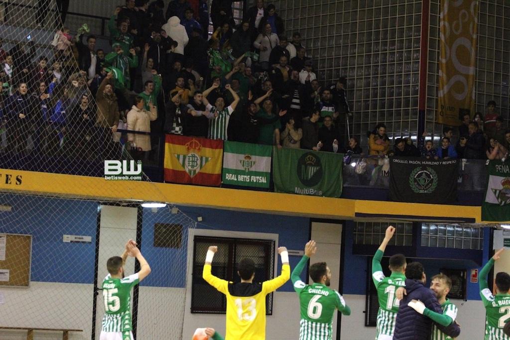 1-8 Betis FS - UMA Antequera 243