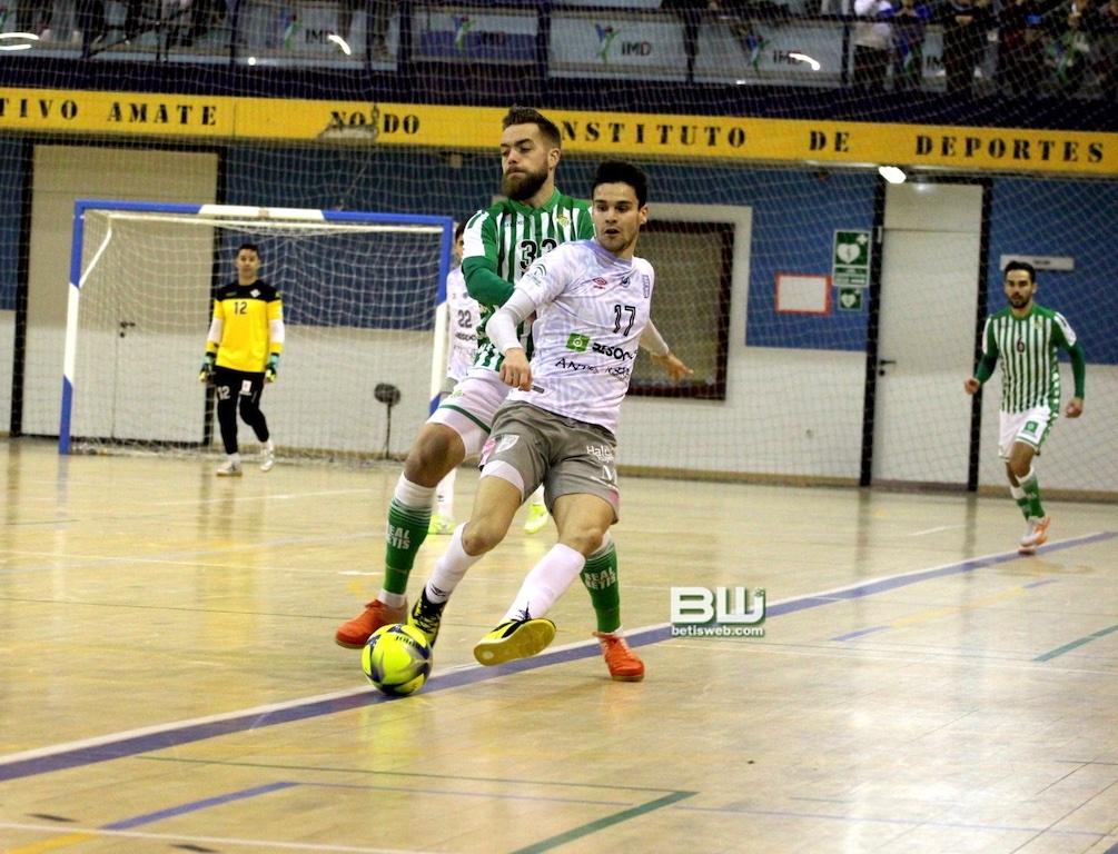 1-8 Betis FS - UMA Antequera 47
