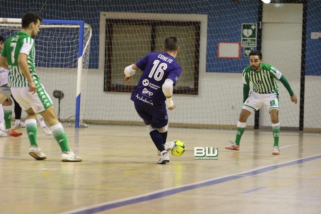 1-8 Betis FS - UMA Antequera 63