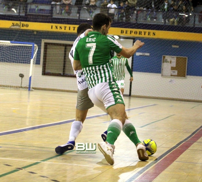 1-8 Betis FS - UMA Antequera 72