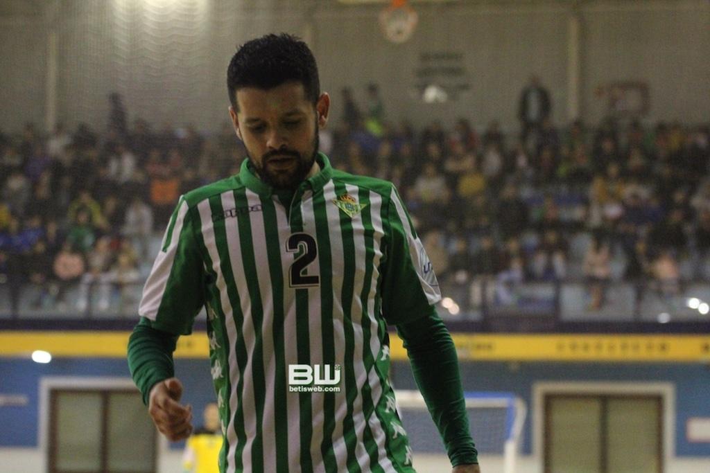 1-8 Betis FS - UMA Antequera 90