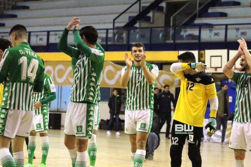 1-8 Betis FS - UMA Antequera 240