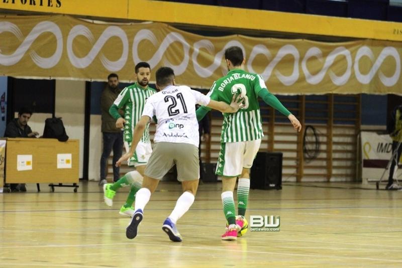 1-8 Betis FS - UMA Antequera 34
