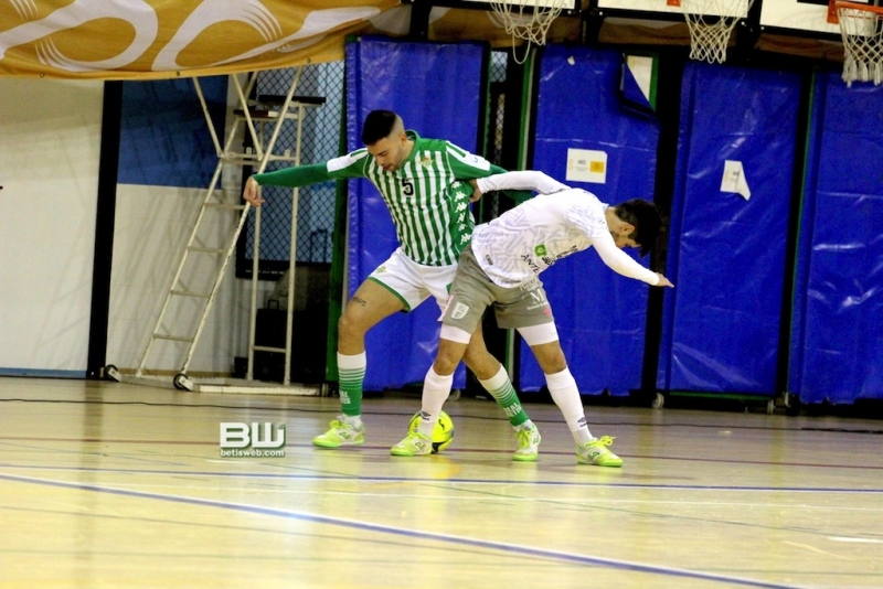 1-8 Betis FS - UMA Antequera 76