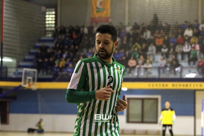 1-8 Betis FS - UMA Antequera 89