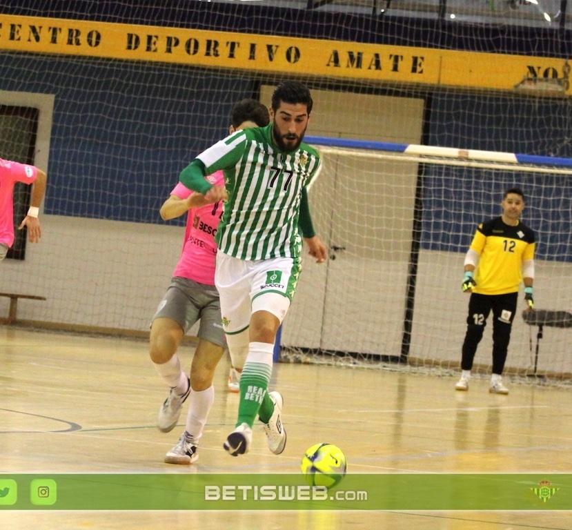 J14 Betis FS - UMA Antequera 125