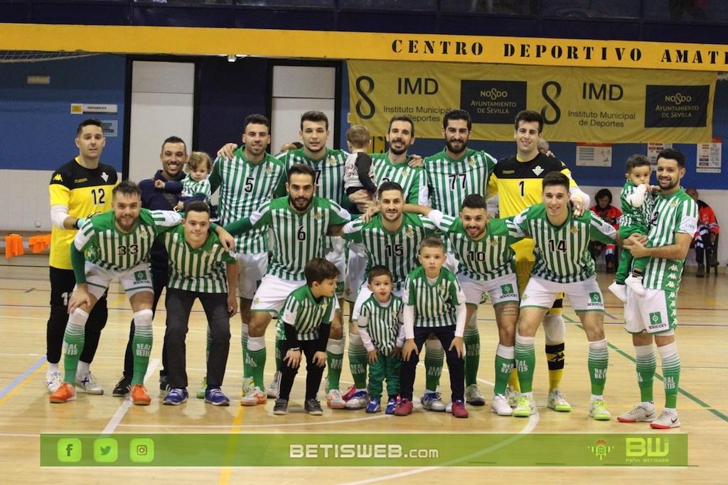 J14 Betis FS - UMA Antequera 40