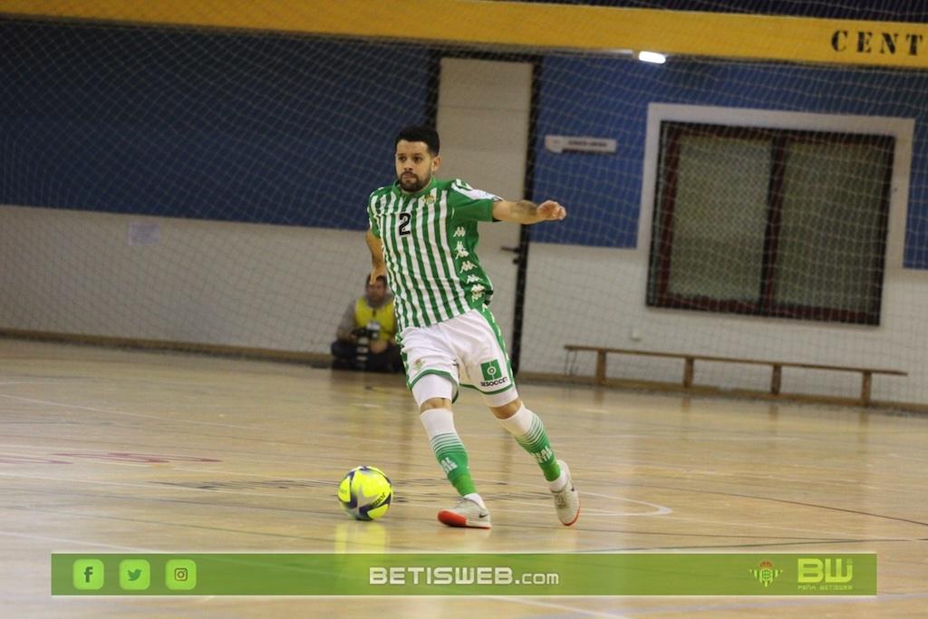 J14 Betis FS - UMA Antequera 82