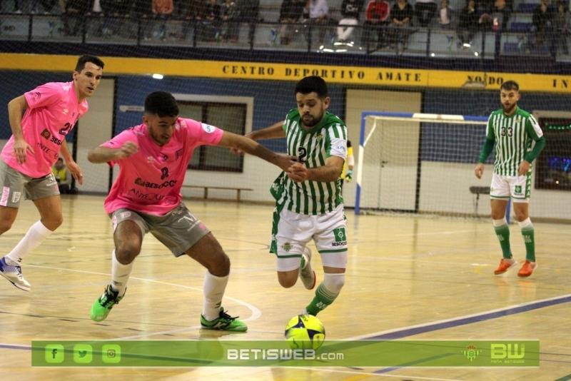 J14 Betis FS - UMA Antequera 91