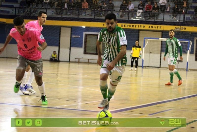 J14 Betis FS - UMA Antequera 92