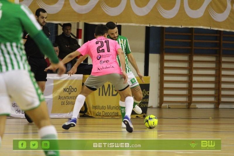 J14 Betis FS - UMA Antequera 95