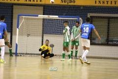 J10 Betis futsal - Talavera FS 58