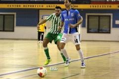 J10 Betis futsal - Talavera FS 74