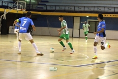 J10 Betis futsal - Talavera FS 85