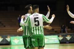 J19 Betis futsal - Tenerife 71