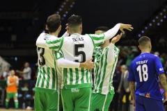 J19 Betis futsal - Tenerife 82