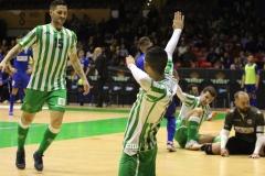 J19 Betis futsal - Tenerife 92