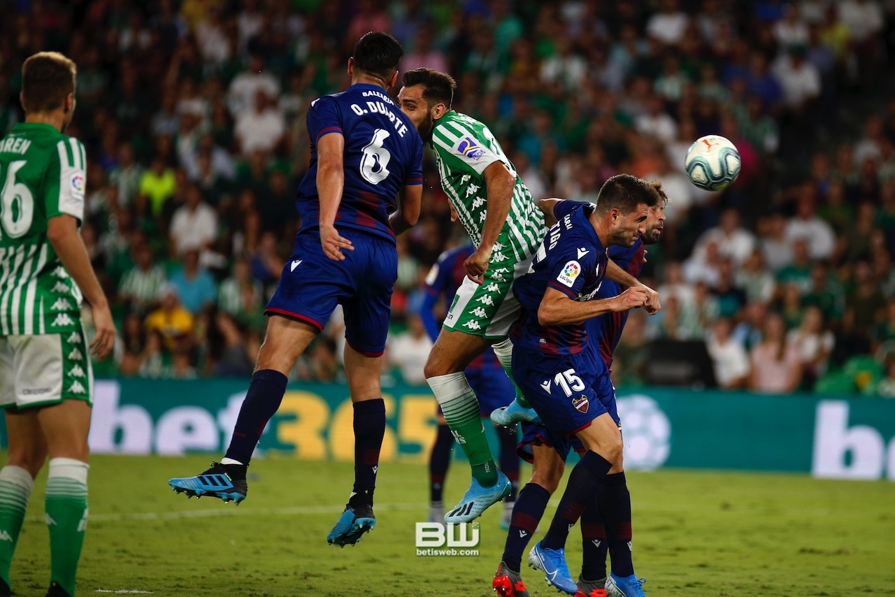J6 Betis - Levante 15